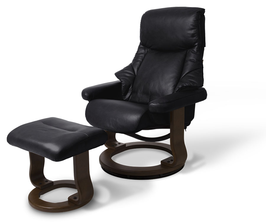 Zedere Sari Relax Recliner Series Plus Footstool